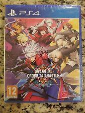 BlazBlue Cross Tag Battle [ Launch Edition W/ Bonus Mini Soundtrack ] (PS4) NEW