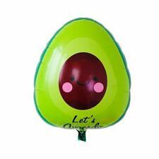 HILARIOUS Avocado Lover Balloons Avocado Decorations Luau Party Party Supplies