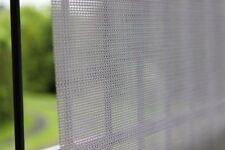PVC Netz Sichtschutz Zaunblende Windschutz 3,20m x 5m Weiß B-Ware ca.300g/qm