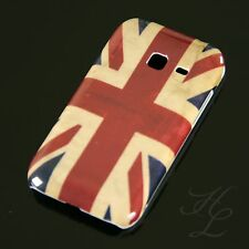 Samsung Galaxy Ace duos s6802 Hard Case Handy cubierta Cover Etui bandera UK