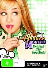 Hannah Montana - Behind The Spotlight : Vol 1 (DVD, 2007)