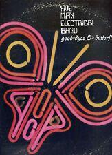FIVE MAN ELECTRICAL BAND good byes & butterflies US EX LP