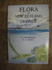 Flora of New Zealand: Desmids Vol 1