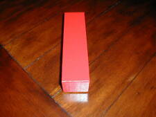 1 New Red Cardboard Storage Box 2x2x9 for 2x2 Coin Holders Flips + 2016 P D Cent