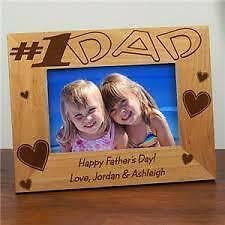 Personalized Father's Day Frame (FREE SHIPPING)