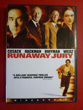 Runaway Jury DVD Bilingual