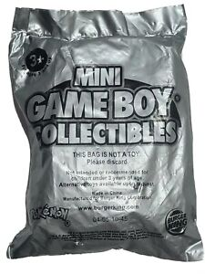 Pokemon Mini Game Boy Burger King 2000 Collectibles Kid's Meal Toy New Sealed