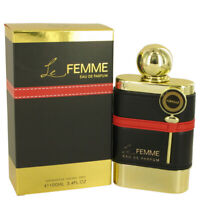 Armaf Le Femme by Armaf 3.4 oz 100 ml EDP Spray Perfume for Women New in Box
