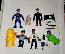 Police Academy Vintage Toy Accessories Sweet Chuck Rare