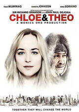 Chloe & Theo (DVD,Widescreen, 2015)- Region 1- Color- 81 Minutes