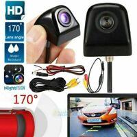 170° CMOS Car Rear View Backup Camera Reverse HD Night Vision Waterproof CAM Kit