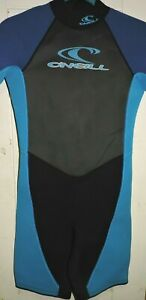 O'Neill wetsuit shorty Hammer 2/1 mm women's size 15 style 7747
