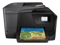 Hp Officejet pro 8710 Impresora Todo en Uno D9L18A