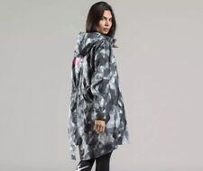 Nike Sportswear Women's Swoosh Jacket/Raincoat 932053-010 'Camo' Size S/M New