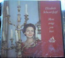 Elisabeth Schwarzkopf in More Songs You Love        Angel
