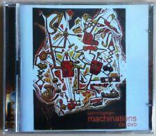 Pierre Bastien Machinations REPHLEX CD + DVD NEW SEALED Aphex Twin Autechre IDM