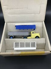Dinky 424 Commer Convertible Articulated Lorry - Near Mint In Good Original Box