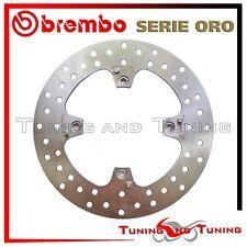 Disco Freno Posteriore S. ORO BREMBO DUCATI MONSTER S4RS 1000 2006 2007 68B40792