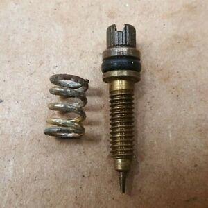 1970 1971 1972 Honda N600 Z600 carburetor air pilot mixture screw ASSY