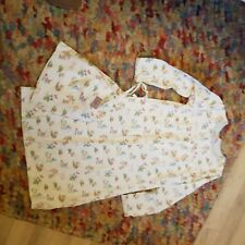 Cath kidston Hirls White Floral Nightdres Age 11-12