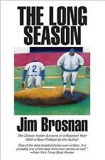 The Long Season by Jim Brosnan (2001, Paperback, Reprint)