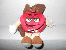 M&M Red Indiana Jones Stuffed Figure