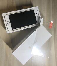 SIM GRATIS Apple iPhone 6 64GB Oro Sbloccato Confezionato + Charger NUOVO PROTEGGI SCHERMO