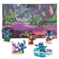 DISNEY Lilo and Stitch 5 x Figure Playset **NEW** Scrump, Angel