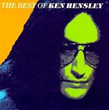 KEN HENSLEY - The Best of (CD 1990) RARE & OOP France/UK MINT Uriah Heep