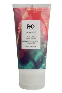 R+Co High Dive Moisture & Shine Cream 5 OZ