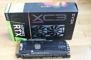 EVGA GeForce RTX 3080 XC3 ULTRA GAMING 10G-P5-3885-KR Non LHR Händler *Wie neu*