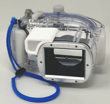 Panasonic Waterproof Lumix Marine Case DMW-MCTZ3 40M Underwater Camera Case