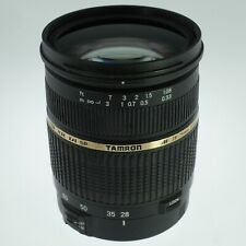 Tamron SP AF 28-75mm f/2.8 XR Di LD MACRO for Nikon Built-in motor