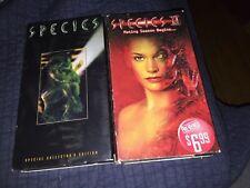 2 VHS Species & Species ll