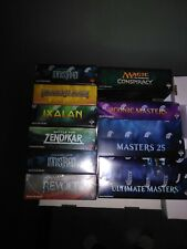 Magic the Gathering Booster Packs, Various Sets DOUBLE MASTERS