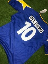 Juventus Turín 95 96 Camiseta Champions Retro Del Piero