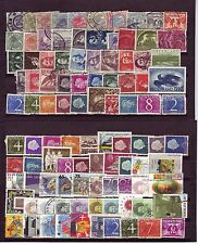Netherlands Country Collection: (195) All Or Nearly All Different Stamps!