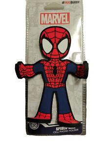 Hug Buddy Cell Phone Car Holder Marvel Spider Man Man Vent Clip