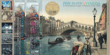 Pink Floyd / LIVE FROM VENICE 1989 / 2CD + 1DVD With OBI STRIP / SOUNDBOARD!