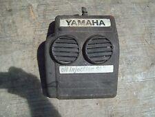Vintage Yamaha Snowmobile 1970 SL 338 Air Box Engine Cover