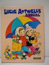 Lucie Attwell's Annual Dean & Son HB 1972 Illustrated Mabel Lucie Attwell