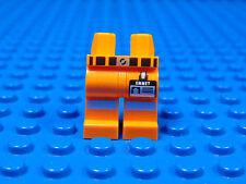 LEGO-MINIFIGURES SERIES THE LEGO MOVIE  X 1 LEGS FOR HARD HAT EMMET MINIFIGURES