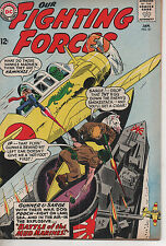 Our Fighting Forces 81 Jan 1964 DC Silver Age FINE : 6.0