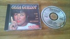CD Ethno Olga Guillot - Vivir De Los Recuerdos (15 Song) HELIX / NOVOSON ESPANA