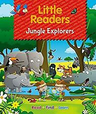 Learn to Read - Little Readers: Jungle by Igloo Books Ltd