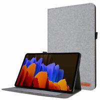 Cover Pour Samsung Galaxy Tab S7 SM-T870 T875 Étui Coque Pochette de Protection