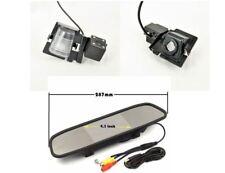 For JEEP wrangler 2012-2013 Car Backup Camera & 4.3'' Rear View Mirror Monitor