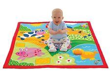 Alfombras y moquetas rectangulares de tela para niños