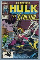 Incredible Hulk #336 (1987) [X-Factor] Peter David Todd McFarlane Marvel /