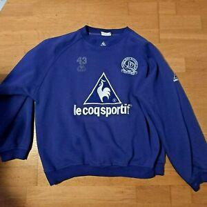 Queens Park Rangers 1997 Match worn Shirt top - 43 le coq sportif rare QPR